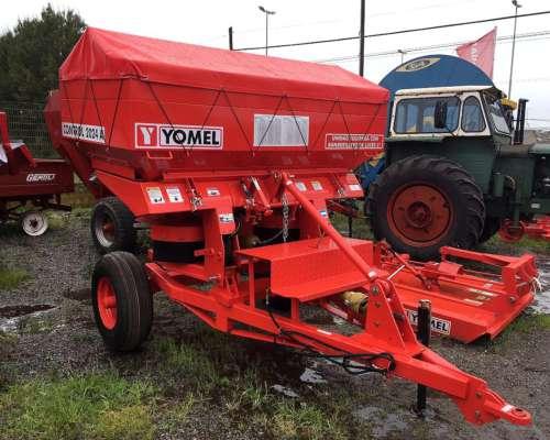 Fertilizadora Yomel Control 2024 a