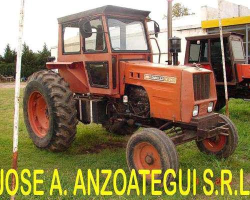 Zanello V-210 con Motor Deutz 913 5 Cilindros