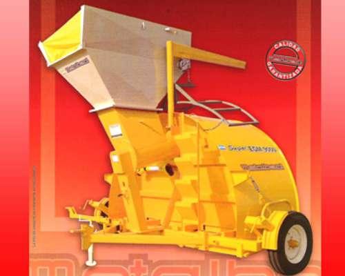 Embolsadora de Grano Seco - Modelo: EGM 9000 4r - Metalbert