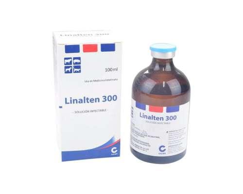 Antibiótico Linalten 300 X 100 Cc