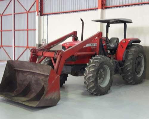 Tractor Massey Ferguson 4292 año 14, con Pala y Garantía