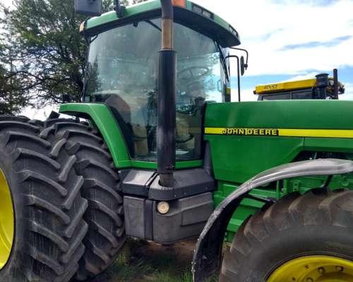 Tractor 8300 John Deere - Impecable