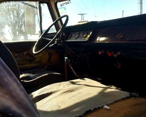 Dodge 800, Motor Mercedes 1114, Con O Sin Tanque