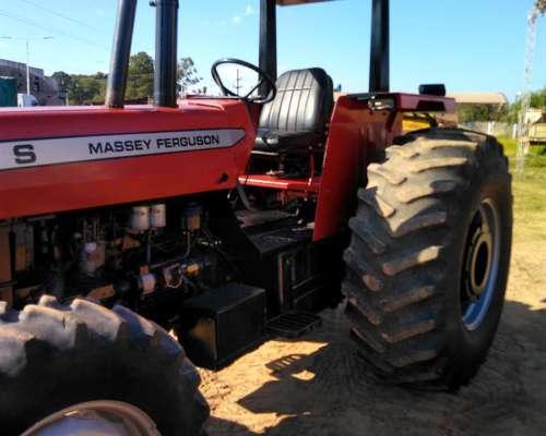 Massey Ferguson 1615 S Doble Tracción