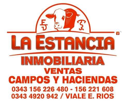 142 Has en Villaguay Agricolas