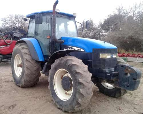 New Holland TM 150, Semipowershit, C/ Levante 3 Puntos