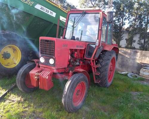 Tractor Belaruz Modelo 85