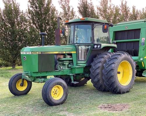 Tractor John Deere 4730, Impecable