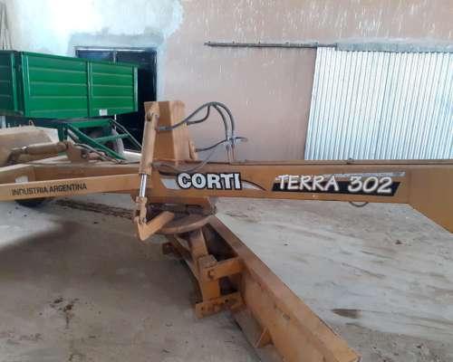 Niveladora Corti 302 Impecable