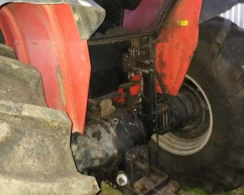 Tractor Massey 297 Tracción Simple