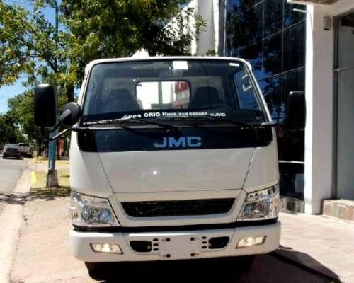 Jmc N 601, Motor Isuzu, P/2,5 Ton. 0km. Financia Santander.