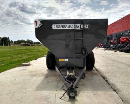 Desparramadora y Fertilizadora de Abonos Organicos DO12