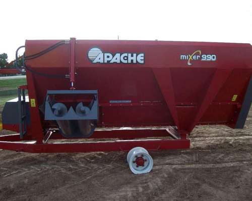 Mixer Horizontal Apache 990 Entrega Inmediata