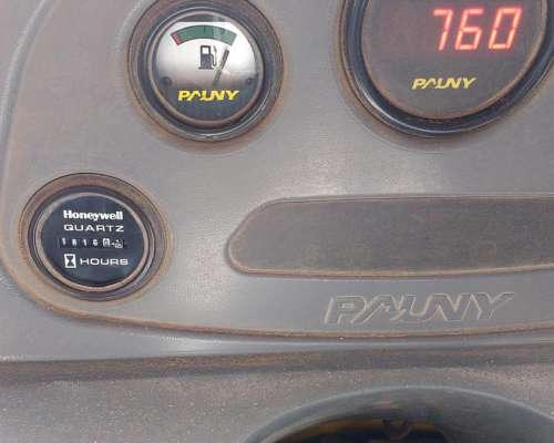 Pauny 500 Articulado 200cv 2018