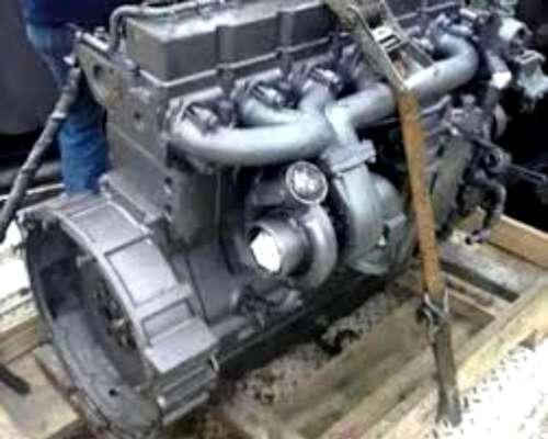 Motor Cummins año 2000- Cosechadora-tractores o Camiones