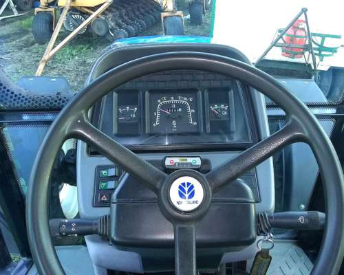 New Holland TS120 Impecable