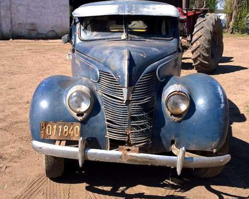 Ford 1939 Para Restaurar