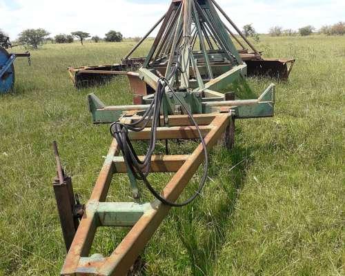Niveladora de Terrenos Genovese Grnn 160 Poco USO