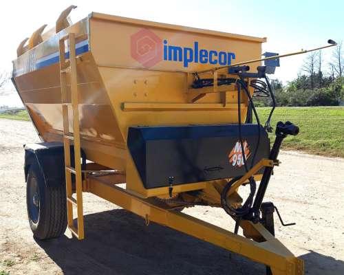 Mixer Implecor 9.5 Mts con Balanza