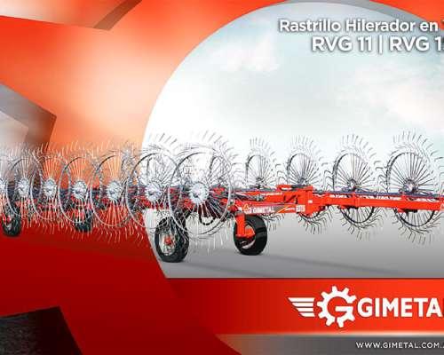 Rastrillo Hilerador en V RVG 16 y 12