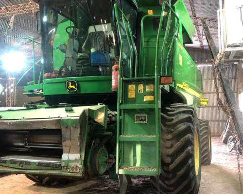 John Deere 9650 STS año 2008 con 3000 Hs Labor.- Impecable