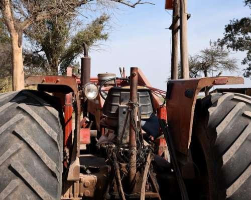 Tractor con Pala Frontal 1088. Massey Ferguson Usado