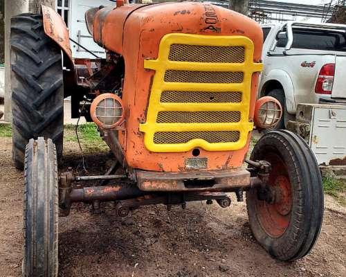 Tractor Someca M 45 Alta y Baja