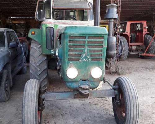 Tractor Deutz a 65 Doble Embrague Motor 2114