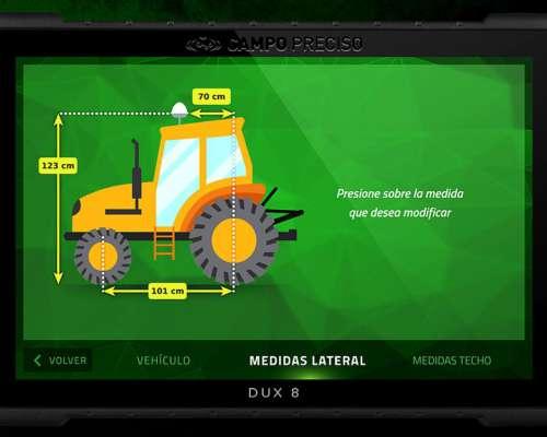 Piloto Automático Eléctrico Campo Preciso Direct Drive