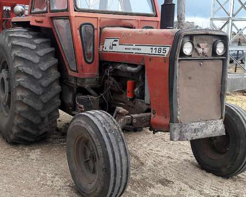 Tractor Massey Ferguson 1185 Rodado 23.1x30