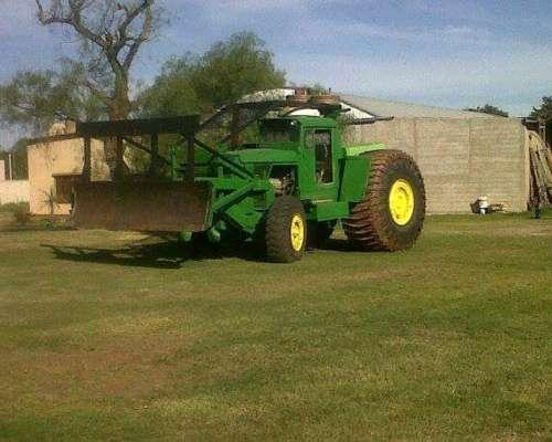 Tractor para Desmonte Terex