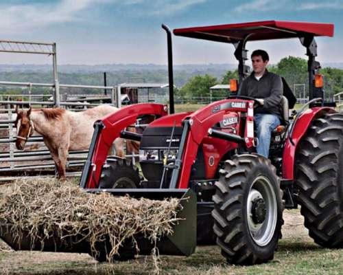 Tractores Case IH Farmall JXM 55 - JXM 75