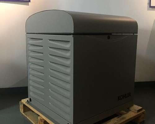 Generador Kohler 12kw Monofásico a GAS Natural de RED