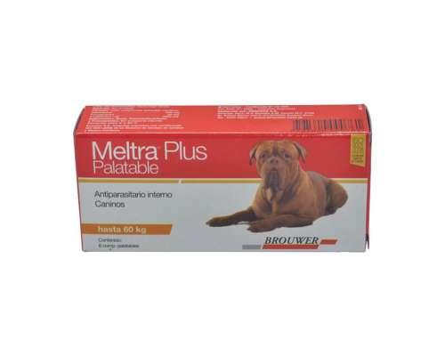 Antiparasitario Meltra Plus Palat. H. 60 KGS
