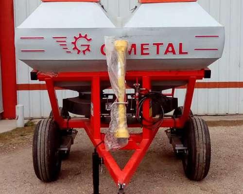 Fertilizadora 3.0 Gimetal Gimetal