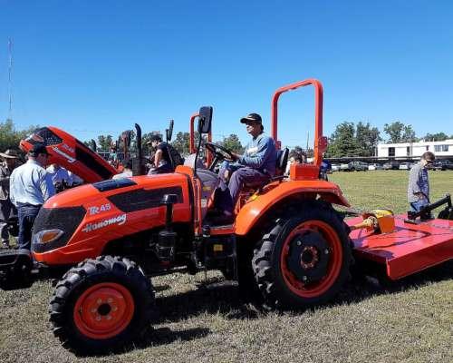 Tractor Hanomag TR45 Vende Cignoli Hnos.