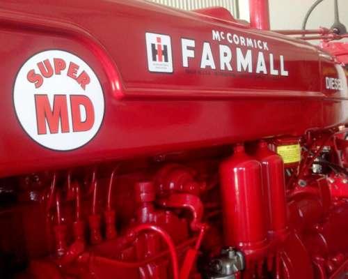Vendo O Permuto Por Camioneta. Farmall Super Md Único