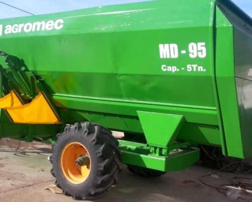 Mixer Agromec TD- 95 Oportunidad