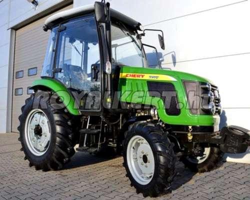 Tractor Doble Tracción Cabina Chery de 80 HP Tipo Deutz