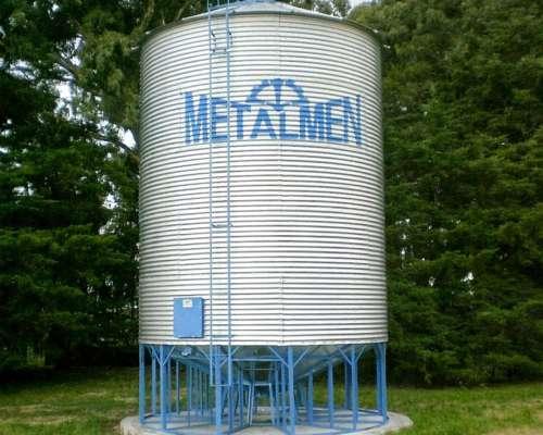 Silos Aereos Metalmen 60 TN $ 43.000 Colonia Menonita