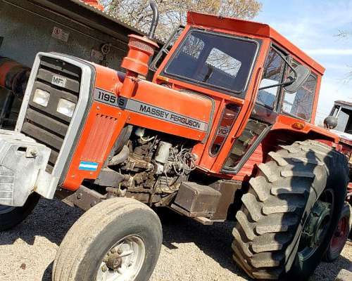 Massey Ferguson 1195 - muy Original