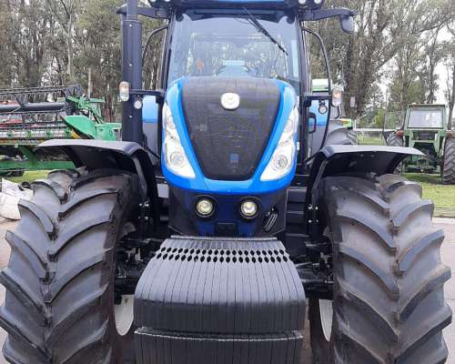 New Holland T 7.215- Disponible Enero 2021