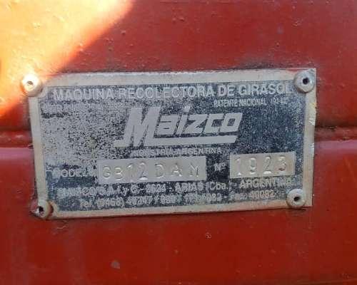 Girasolero Maizco 12 a 70
