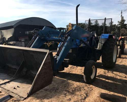 Tractor New Holland Tl75, Usado, en Buen Estado