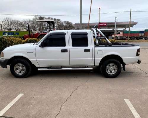 Pick UP Ford Ranger XL Plus 3.0 Tdi. Año: 2009
