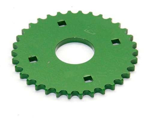 Engranaje Mando Embocador J Deere 9650 (agujeros Cuadrados )