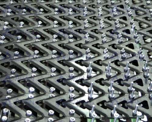 Cuchilla Armada de 22ft 22x6 P/plat. Mf5650-mf32-optima 440f