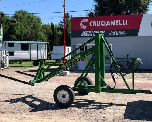 Elevador - Transportador de Rollos Stefoni Nuevo