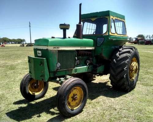 Vendo Tractor John Deere 3530