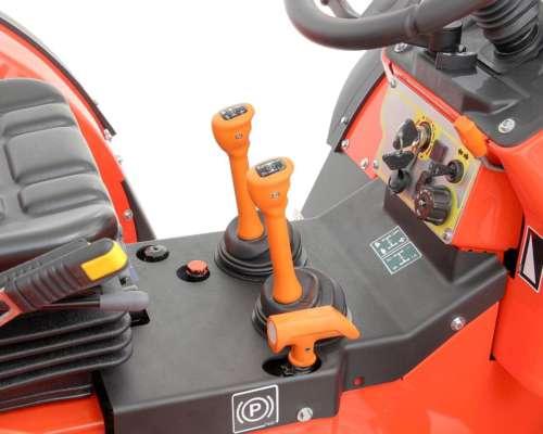 Tractor Goldoni Modelo Cluster 70 / Viñatero